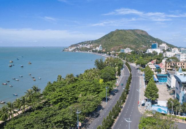 bất động sản nghỉ dưỡng Bà Rịa Vũng Tàu