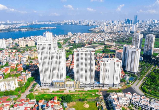 Bất động sản vùng ven thành phố Hồ Chí Minh