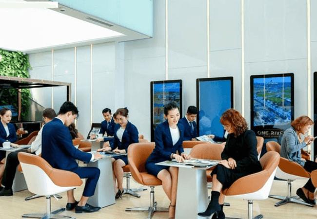Chủ đầu tư uy tín có liên kết với nhiều sàn bất động sản uy tín