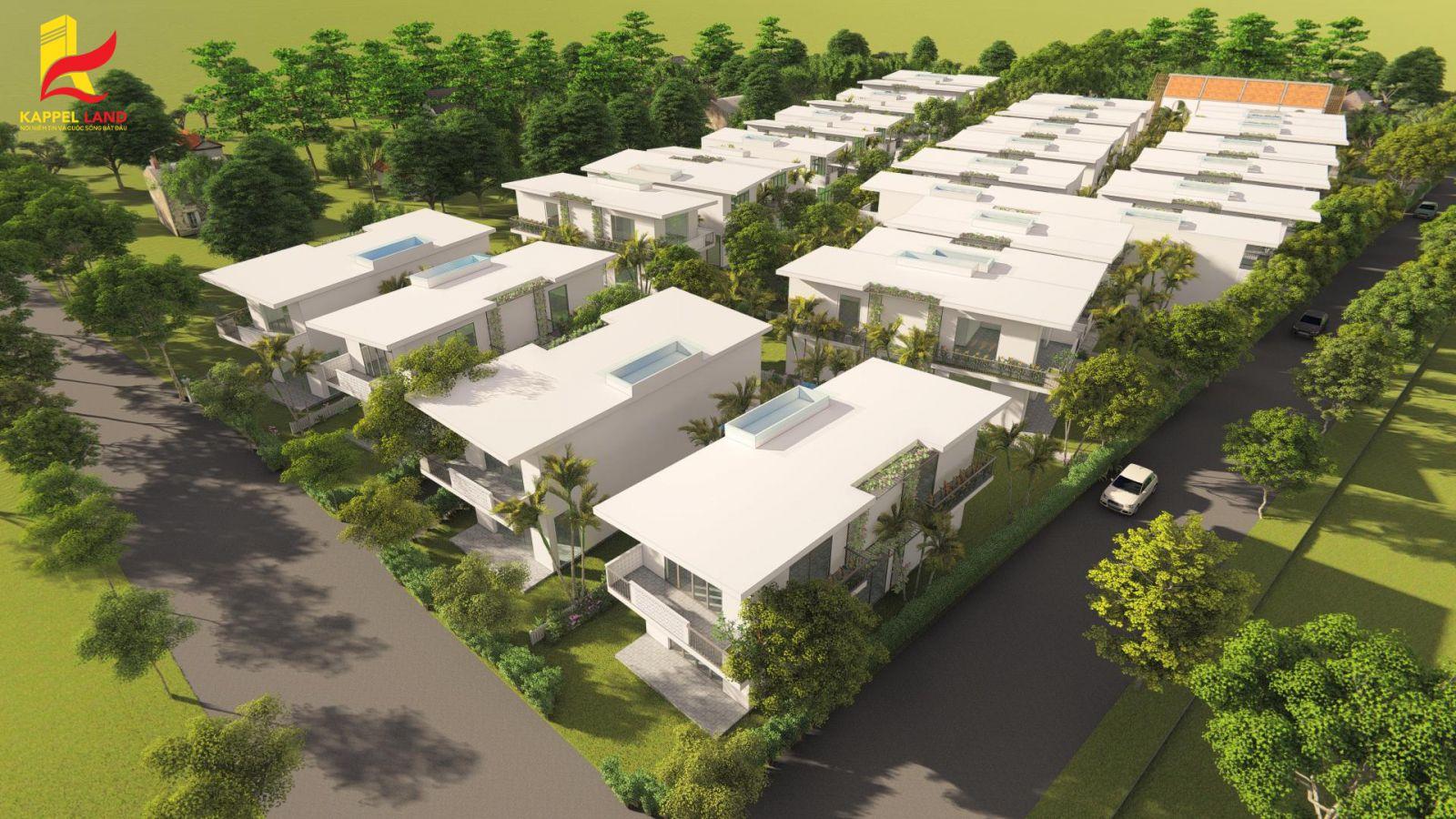 Dự án biệt thự nghỉ dưỡng Kappel Land