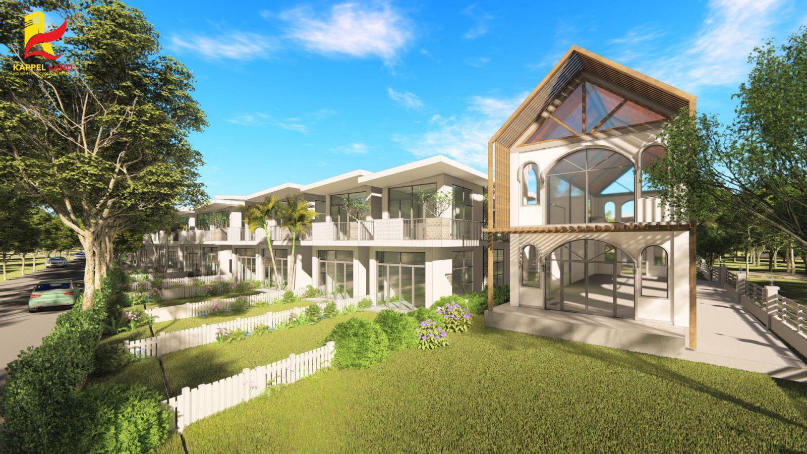 Dự án biệt thự nghỉ dưỡng Khu dân cư Phan Gia
