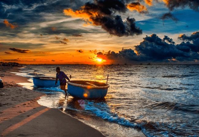 làng chài phước hải