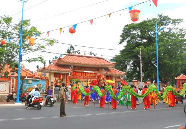 lễ hội đặc sắc tại Vũng Tàu