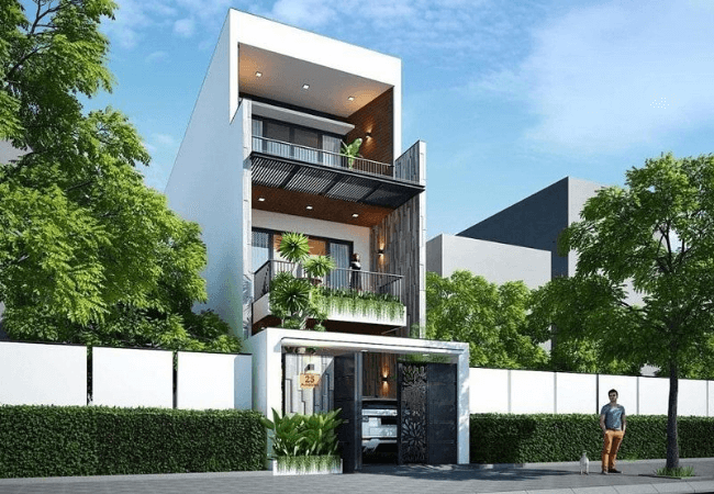 Loại hình bất động sản nhà phố