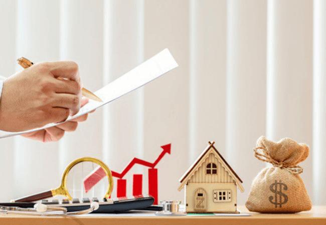 chứng minh mục đích vay vốn mua nhà