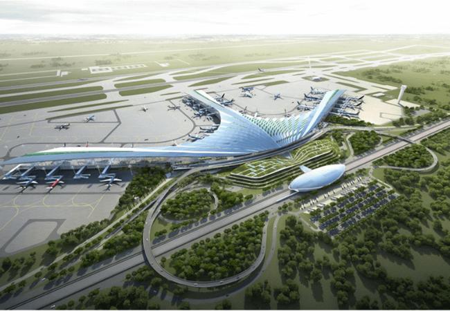 Sân bay Long Thành giúp cơ hội đầu tư bất động sản nhiều tiềm năng